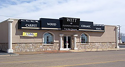 Visit our showroom in Borger today to see why Witt Flooring Center is your #1 choice for carpet, hardwood, vinyl, laminate, tile/stone and area rugs.